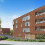 Appartement voorzijde Biezenstaete – Rotterdam