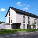 Twee-onder-een kap woningen met garage, type Baron – Grevenbroich (D)