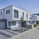 Huis uit bouwplan Reitzenstein kazerne – Düsseldorf (D)